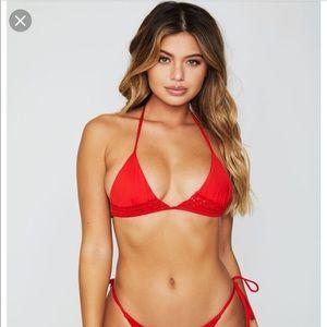 Frankie's bikinis Brie Top